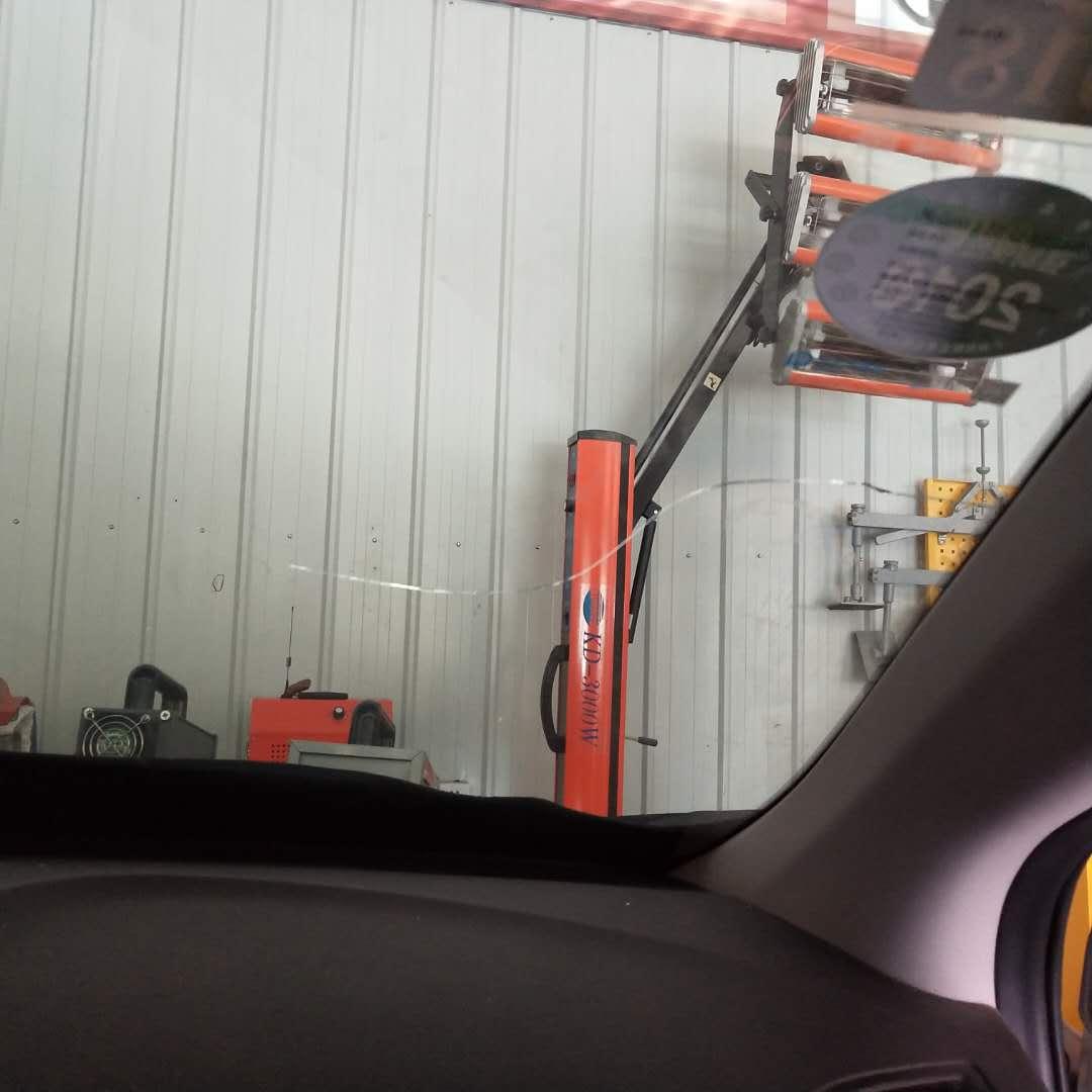 飞斯特汽车玻璃划痕修复教程教学视频