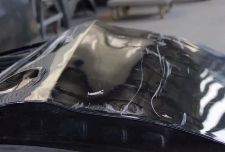 飞斯特铝车门焊接修复视