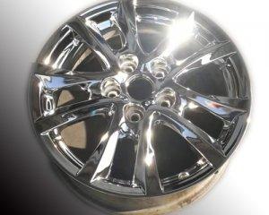 细说飞斯特镜面喷镀工艺优势体现,汽车轮毂仿电镀技术